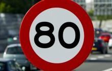 Algeheel inhaalverbod op 80 km wegen