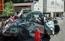 Echte crash leert het best?