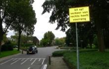 Belgen: 'rechts heeft voorrang' is zó 2014