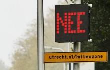 Milieuzone Utrecht voorlopig toegestaan