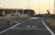 Snelladen langs de snelweg