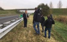 Twee van de gevaarlijkste wegen van Nederland