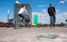 Silver IIID Award voor fietsparkeren