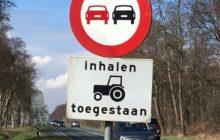 N-wegen gevaarlijk!