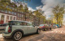 Tol in Amsterdam