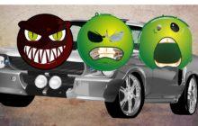 Het straffen van verkeershufters