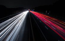 Gas terug bij snelheidsverlaging