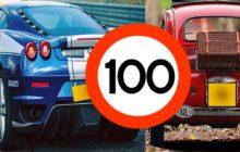 Helft dagelijkse gebruikers: geen 100 km/u