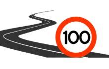 Langer onderweg met 100 km/u: de feiten en het gevoel