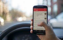 Telefoongebruik in auto neemt toe
