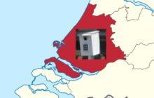Flitsen in Zuid-Holland